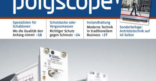 NEWS della rivista<br> Polyscope