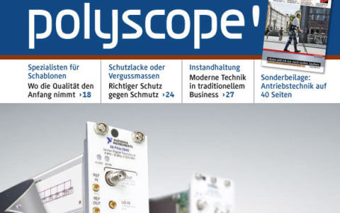 News from the<br> magazine Polyscope